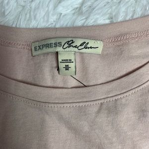 Express Tops - Express One Eleven Muscle Tee Medium